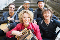 Zydeco Annie + Swamp Cats 2019-08