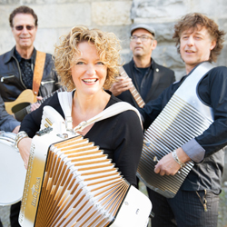 Zydeco Annie + Swamp Cats Live